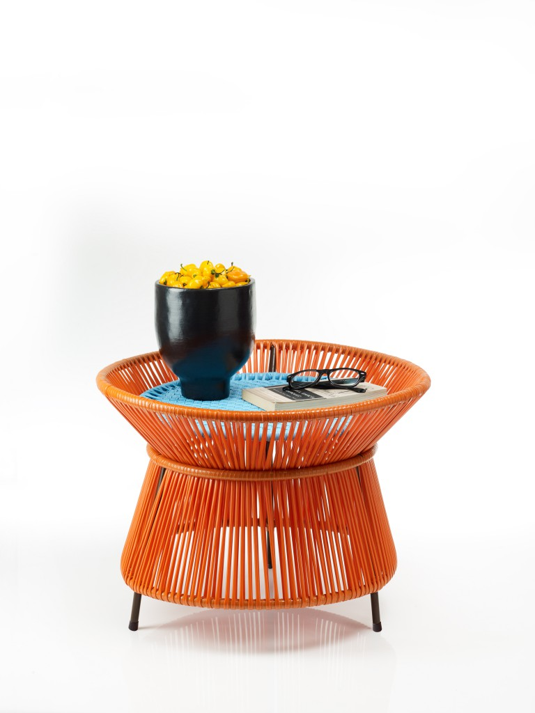 Caribe basket table. Photo: Andres Valbuena