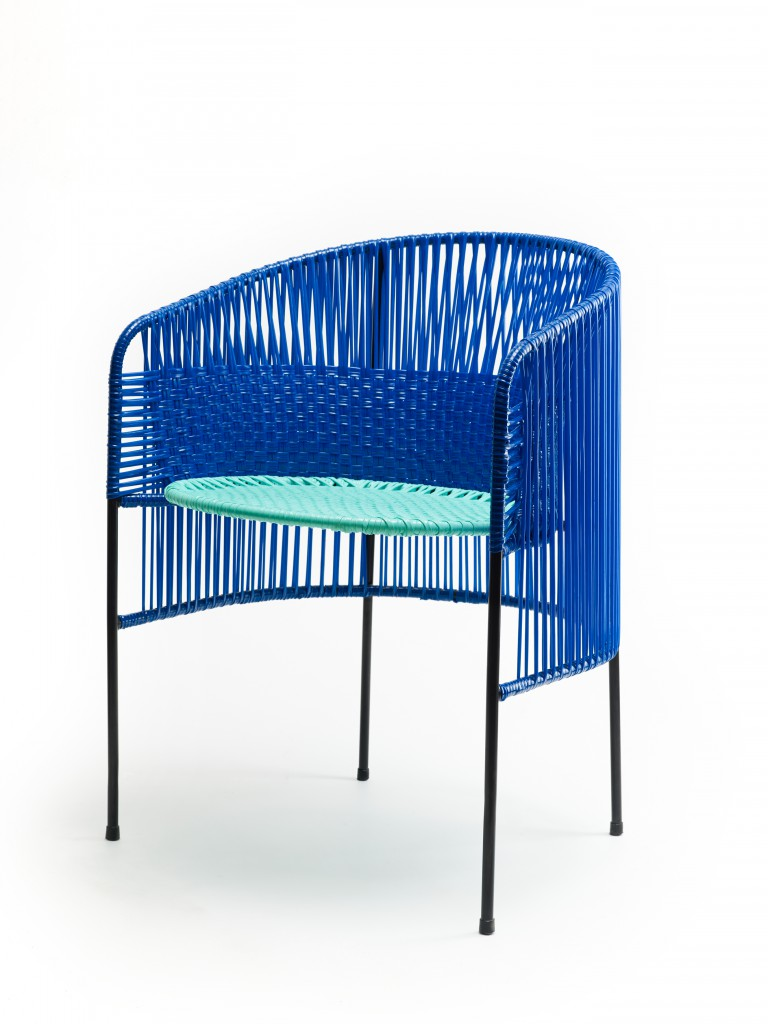 Caribe chair. Photo: Andres Valbuena