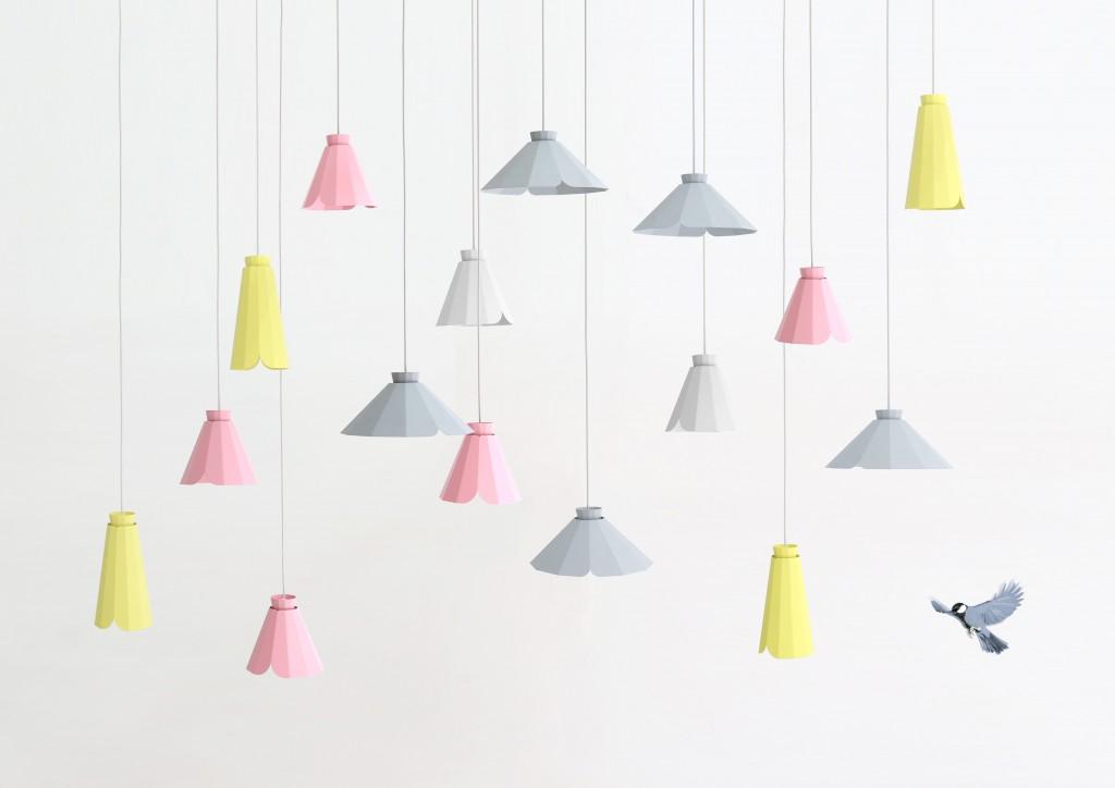 Ankara lamps for Matière Gris, 2015