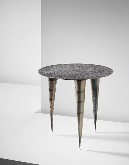 Cone Table by Ron Arad (1986)