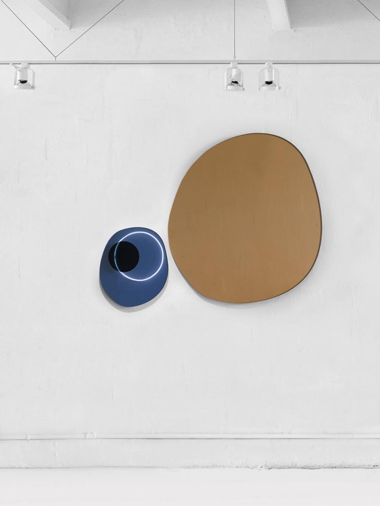 Sabine Marcelis & Brit van Nerven: Off Round mirrors