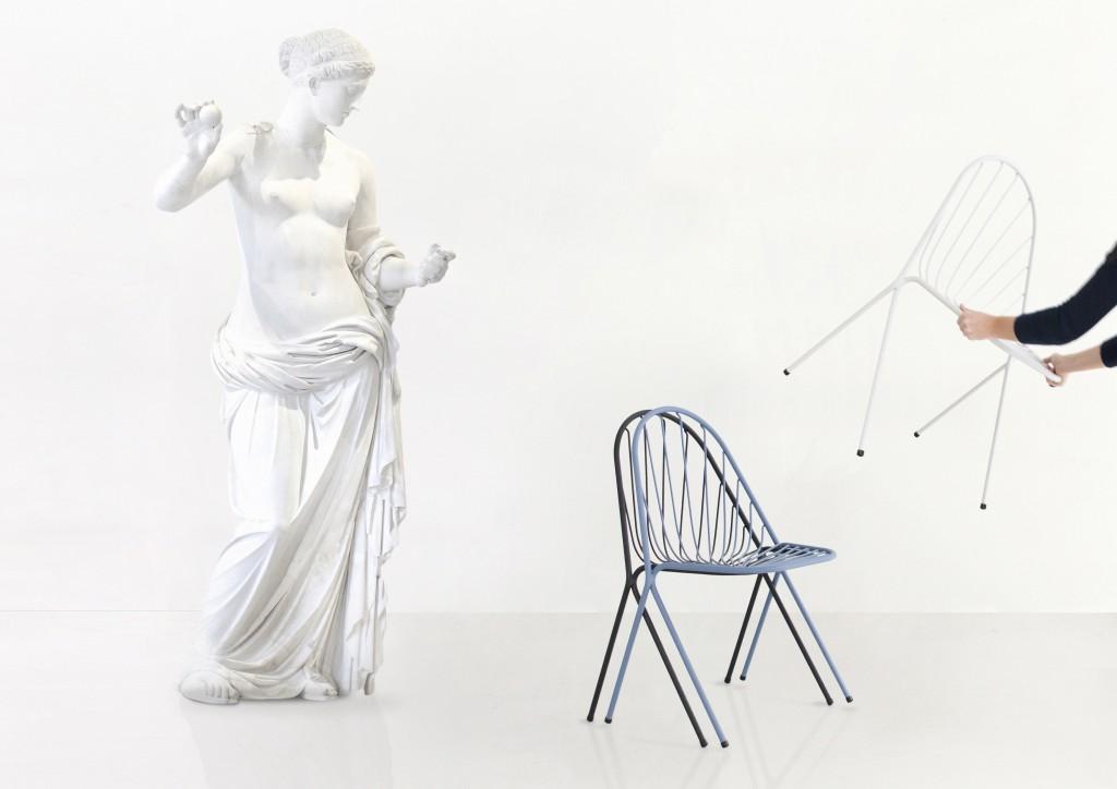 Drapée chair, 2014