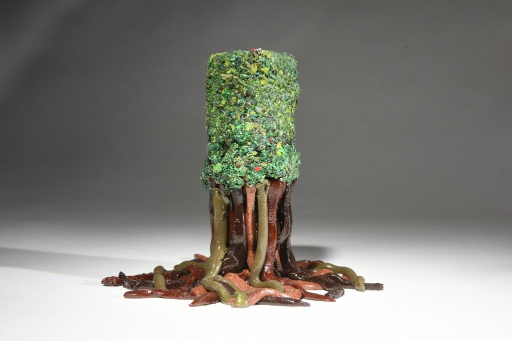 Tree Vase Small (2015)