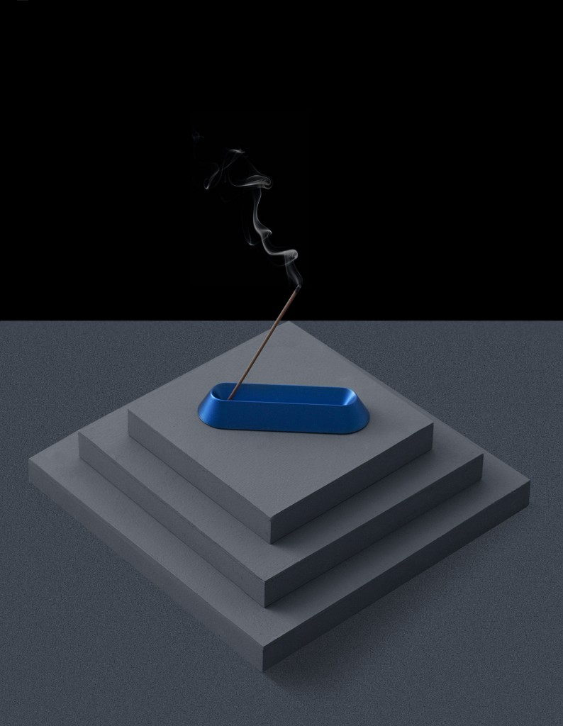 Gully Incense Holder by Phil Procter