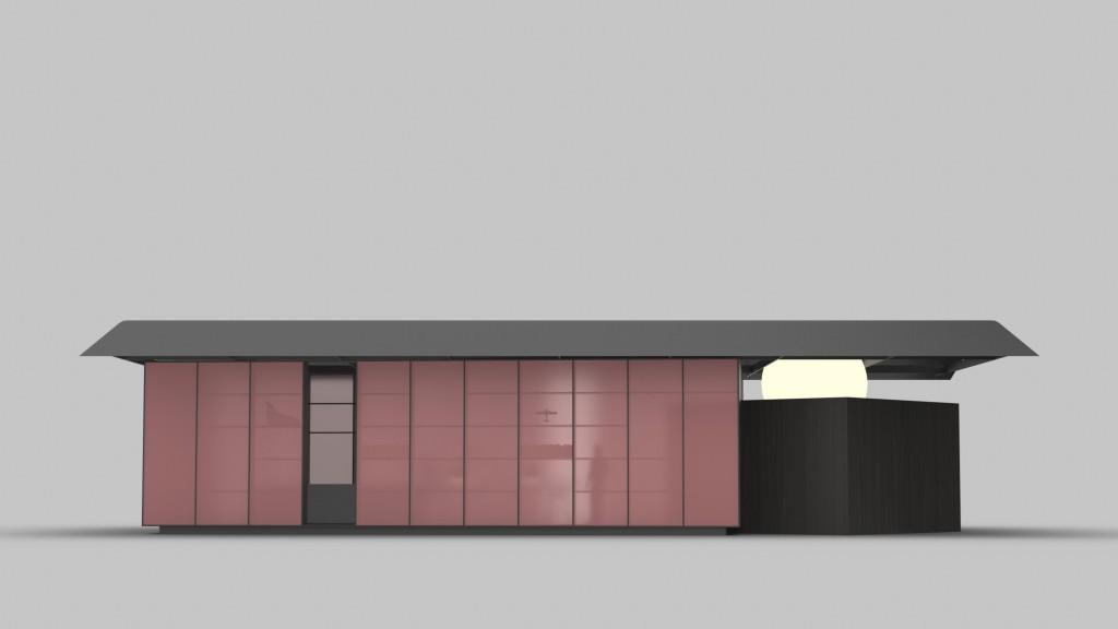 Das Haus 2017, Todd Bracher
