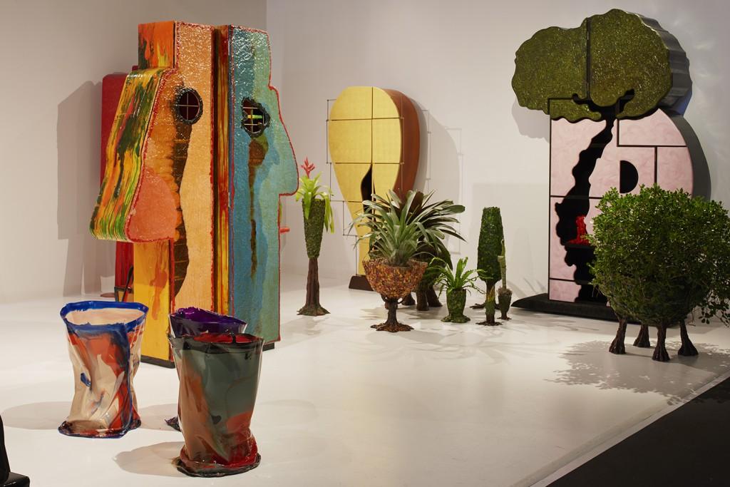 Salon 94 installation view during Design Miami. Photo: James Harris