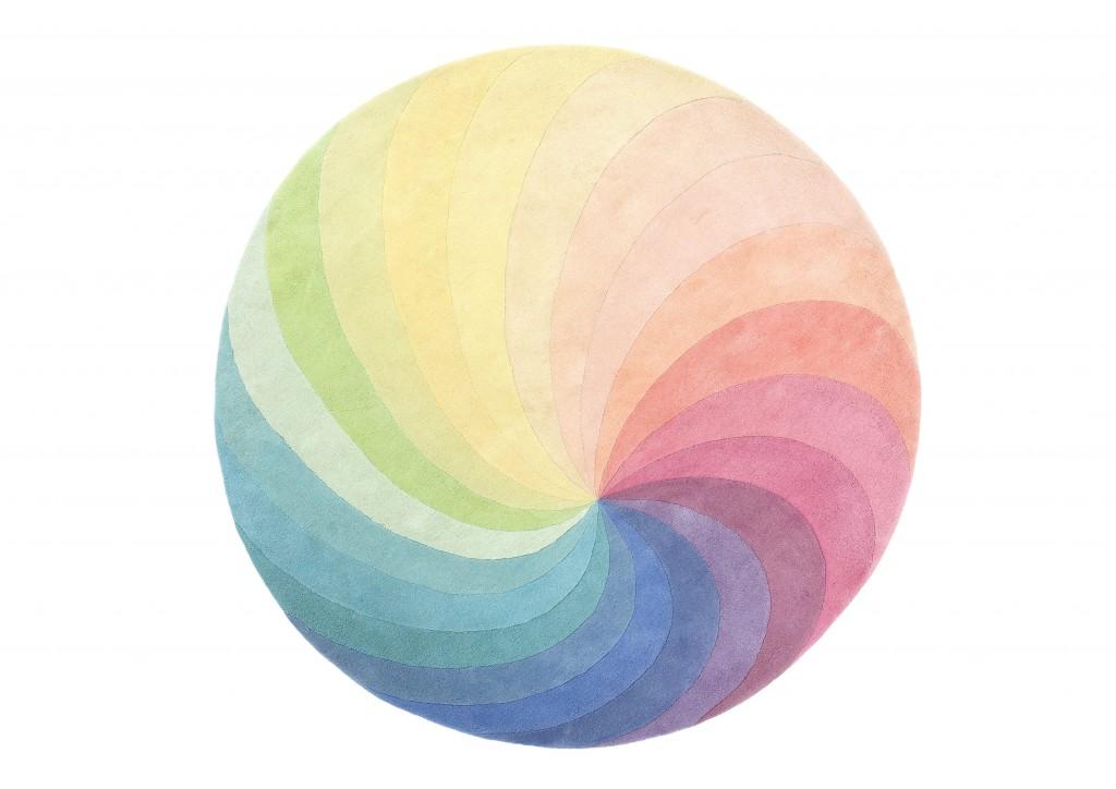 Spin carpet for Nodus, 2013