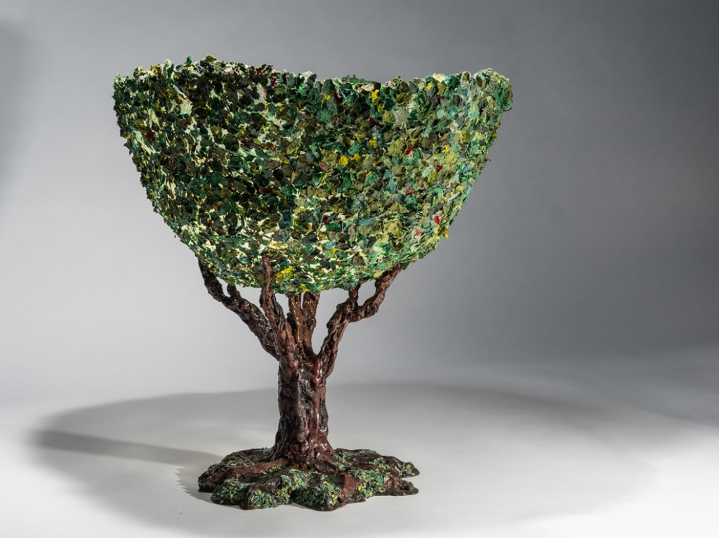 Tree Vase Medium (2015)
