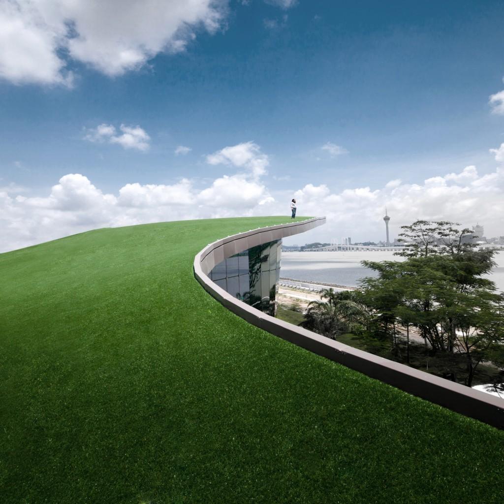 Lotus Square Art Center by Raynon, Chiu , Fan, Zhang, Xu'an, Liu and Guozhao, Xue, image: Dabin Interior Photography