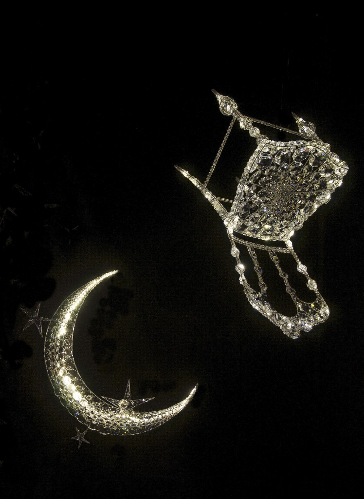 Flying Chair & Moon by Territoire(s) (France & UAE)