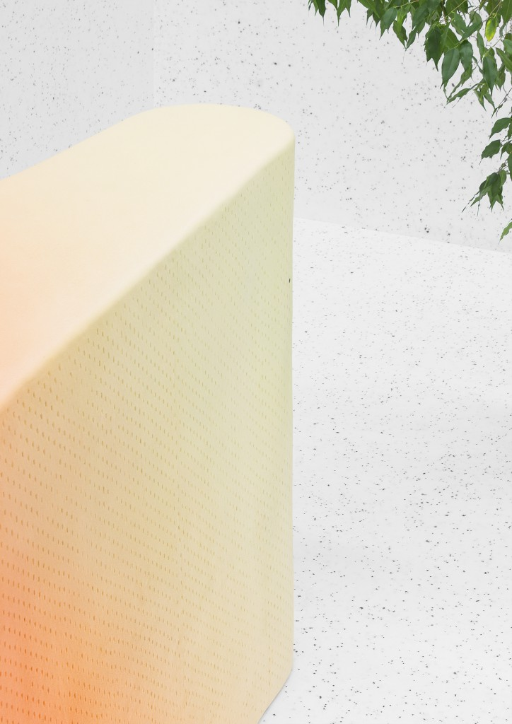 Monoliths by Dimitri Bähler, image courtesy of the designer.