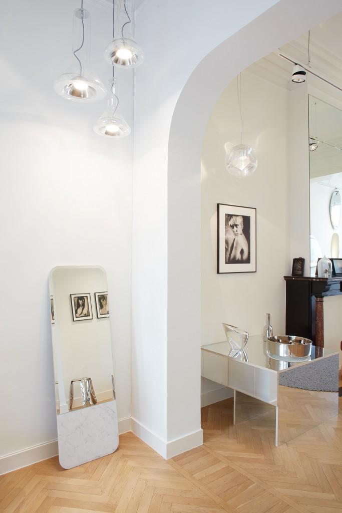 Installation view of Silver Edition exhibition at Spazio Nobile. Photo: Jörg Bräuer