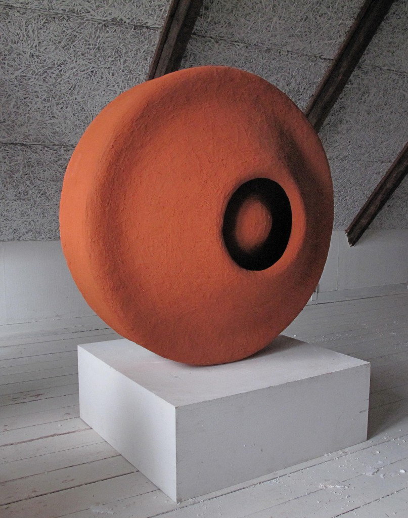 Red Powder Variation #5 by Carl Emil Jacobsen,
