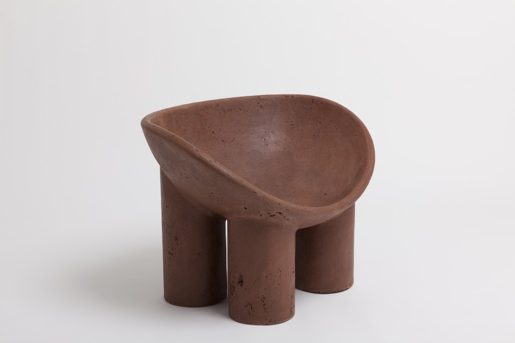 Roly Poly Chair (Earth)