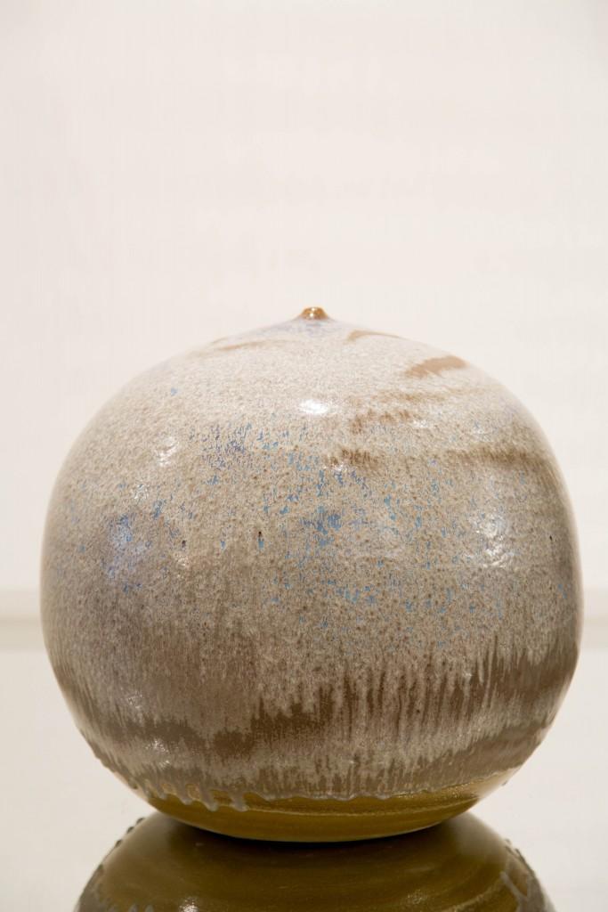 Grand pot: dimensions 41 x 140 cm / 2000