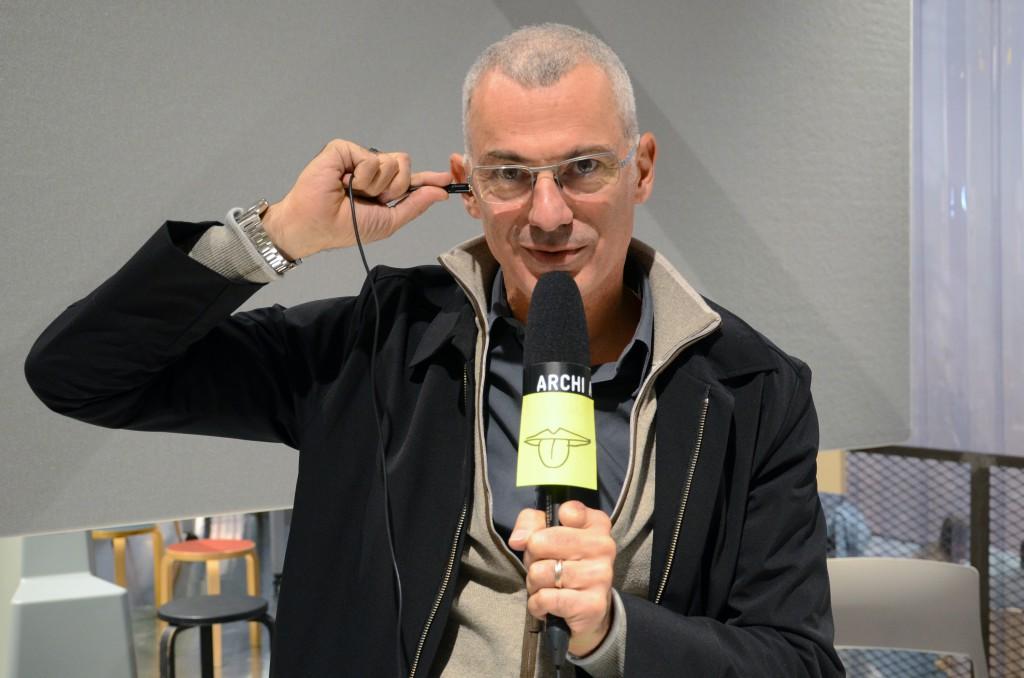 Arik Levy. Photo: Architonic