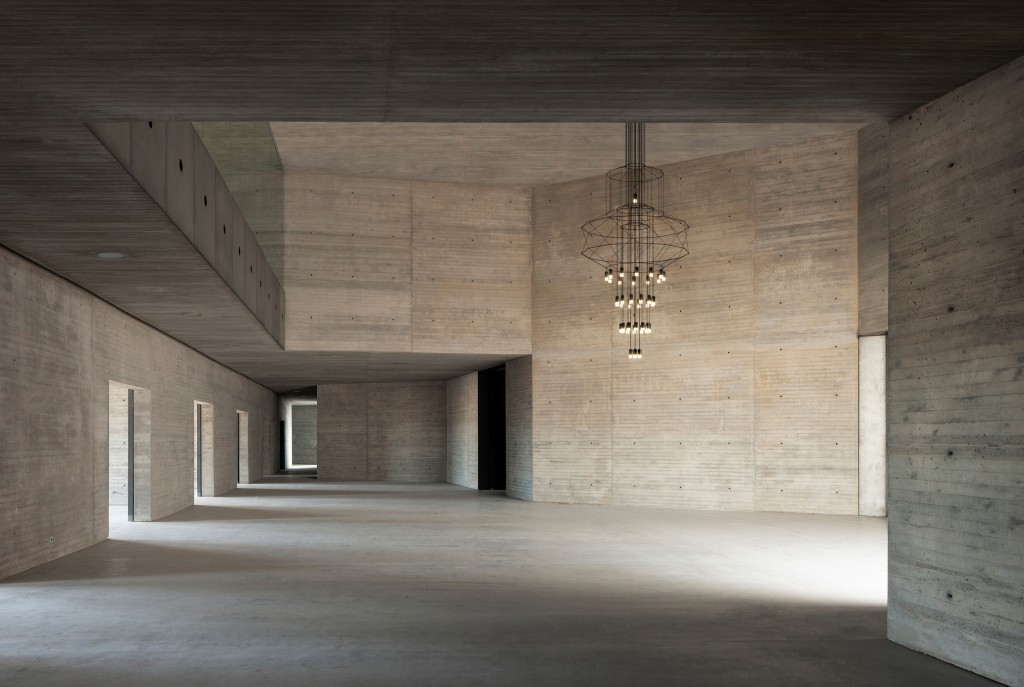 Wireflow Chandelier for Vibia (2016)