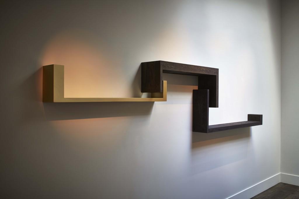 Metamorphosis triple shelf