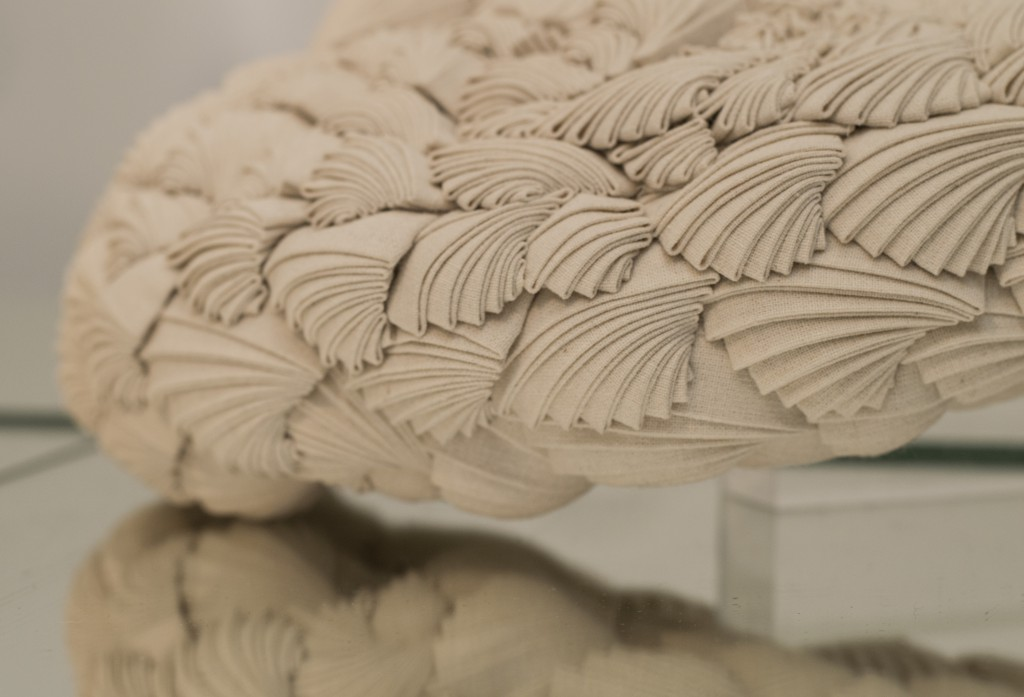 Detail of Accumulation by Simone Pheulpin