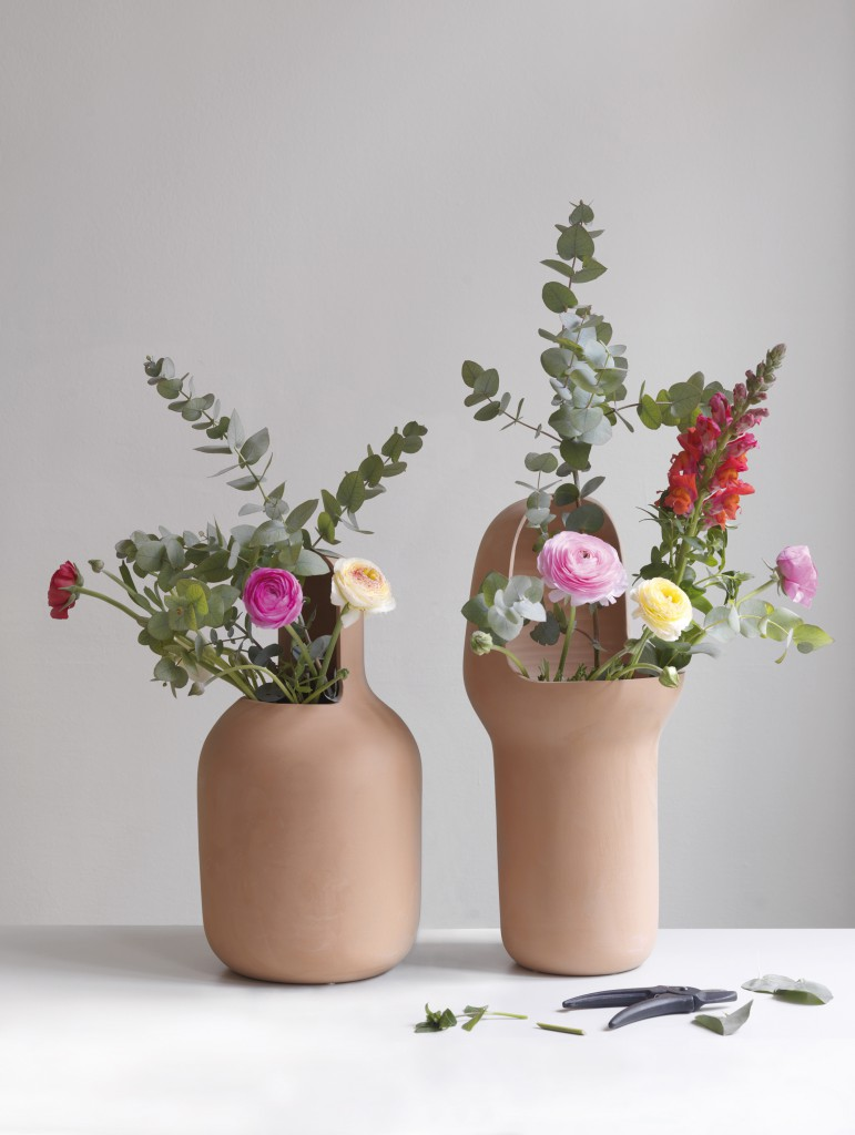 Gardenias Outdoor Vases for BD Barcelona (2013)