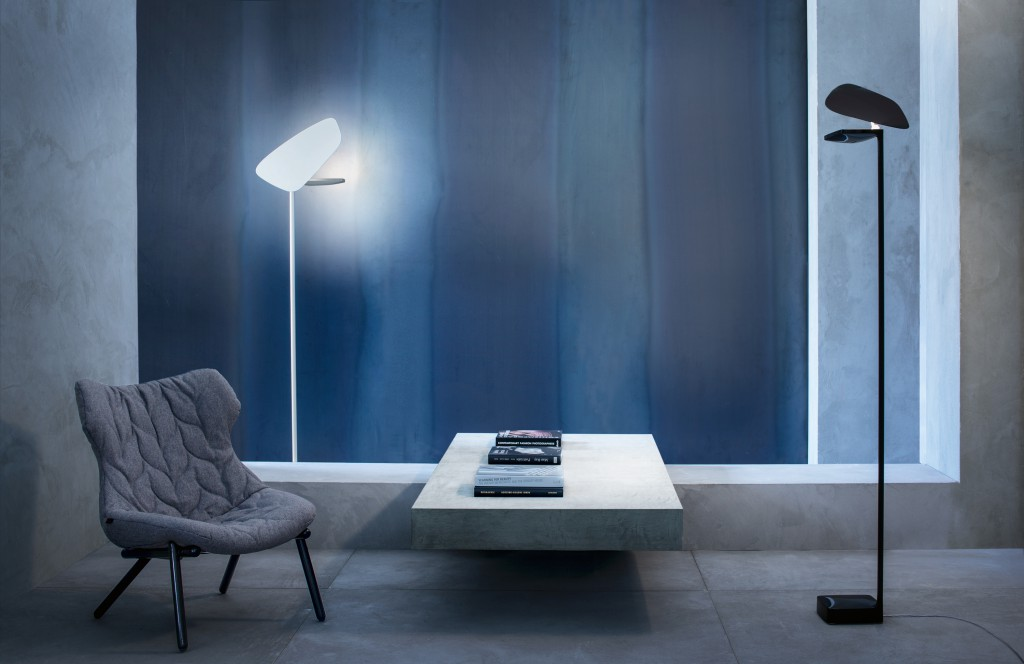Lightwing floorlamp for Foscarini