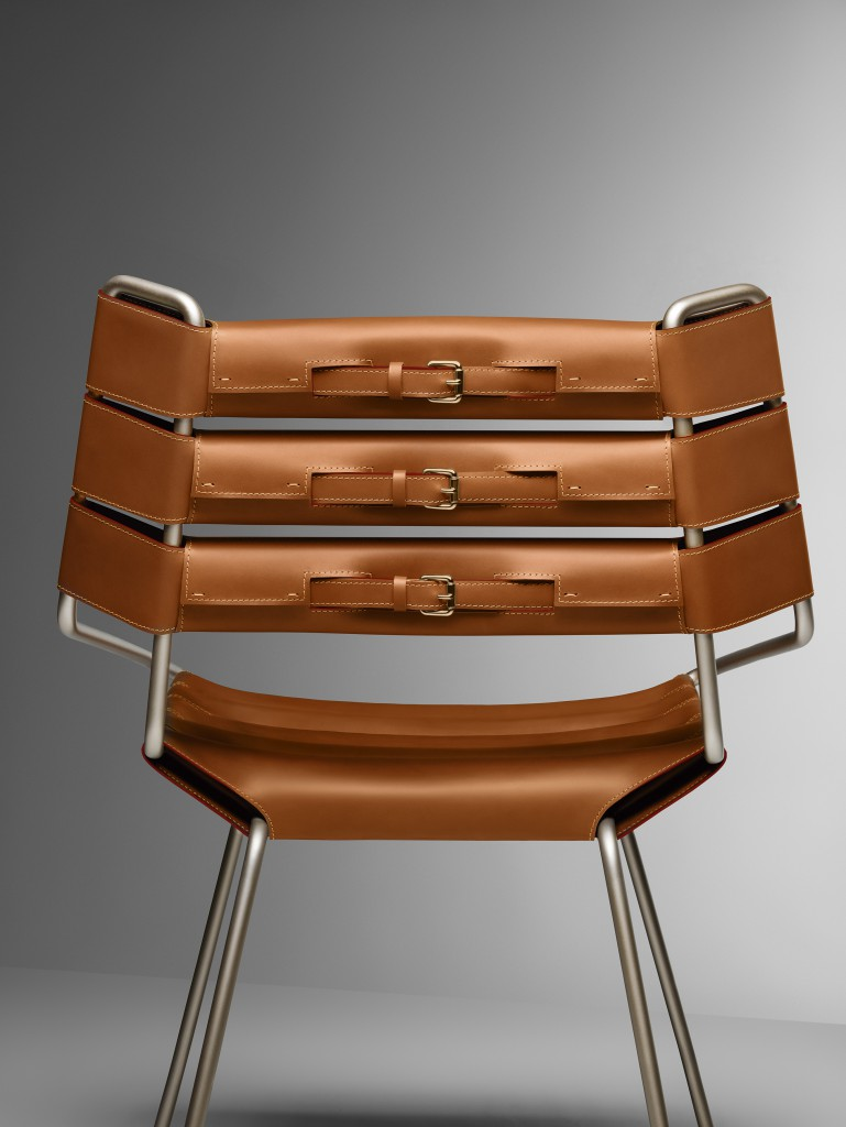 Chair by Atelier Oi for Louis Vuitton