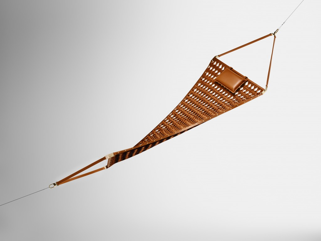 Hammock by Atelier Oi for Louis Vuitton