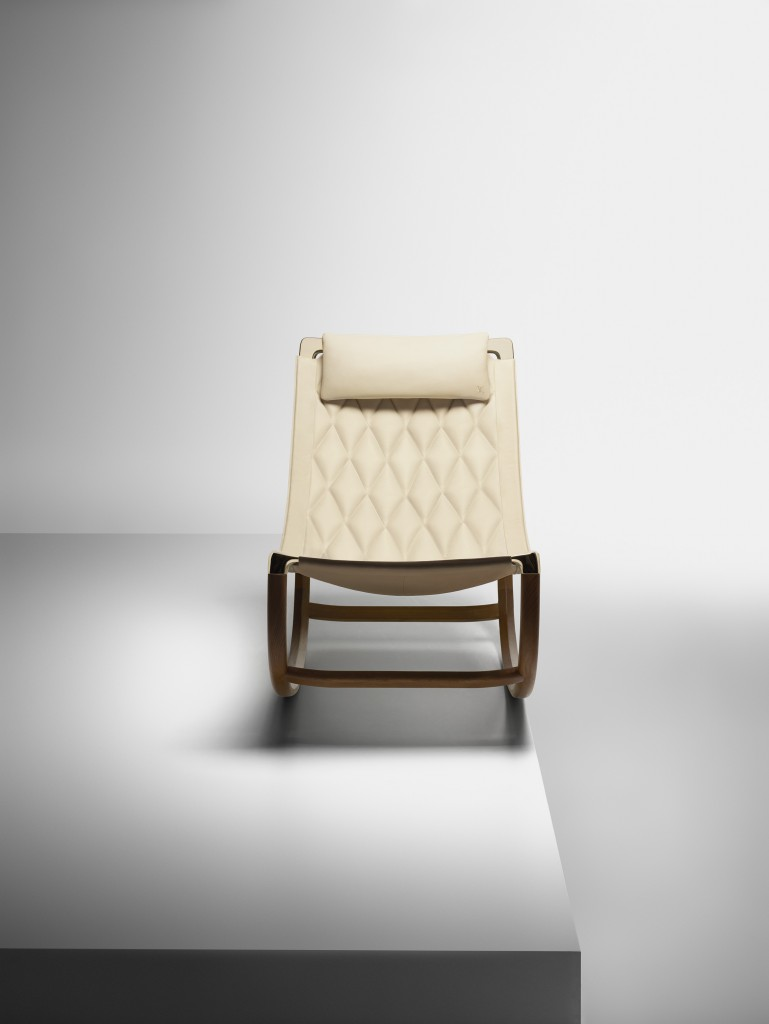 Rocking Chair by Marcel Wanders for Louis Vuitton