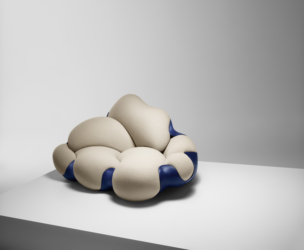 Sofa by the Campana Brothers for Louis Vuitton