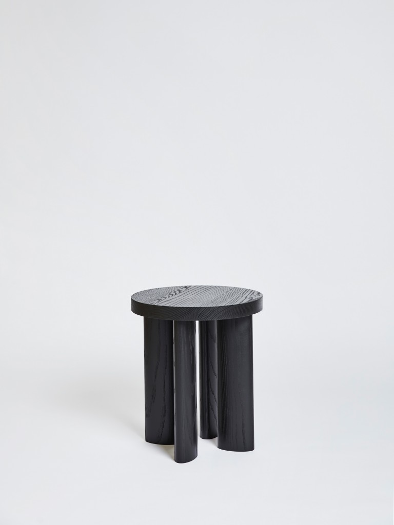 Orbit Stool by Jamie Gray