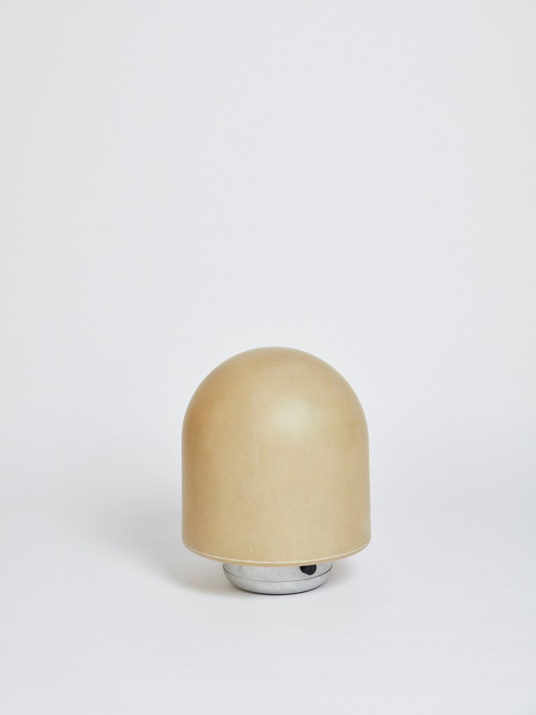 Puff Ball table lamp by Faye Toogoode
