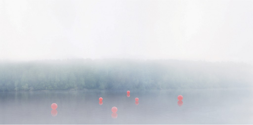 Point of Intersection 1 by Joakim Eneroth (2012), 60x145cm, edition of 3.