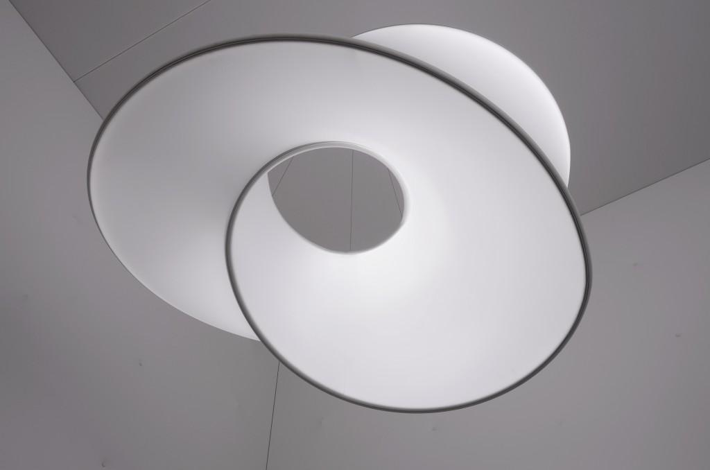 ross lovegrove lighting. Infinity Loop (2014) For Barrisol Ross Lovegrove Lighting