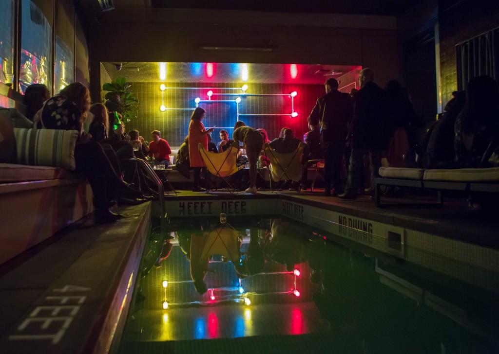 Pool level, opening on 5 May, Photo: BFA