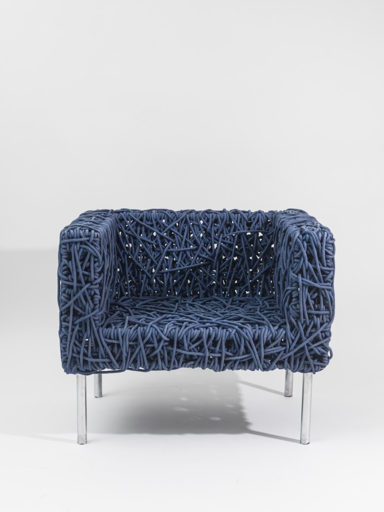 Azul Chair by Campana Brothers
