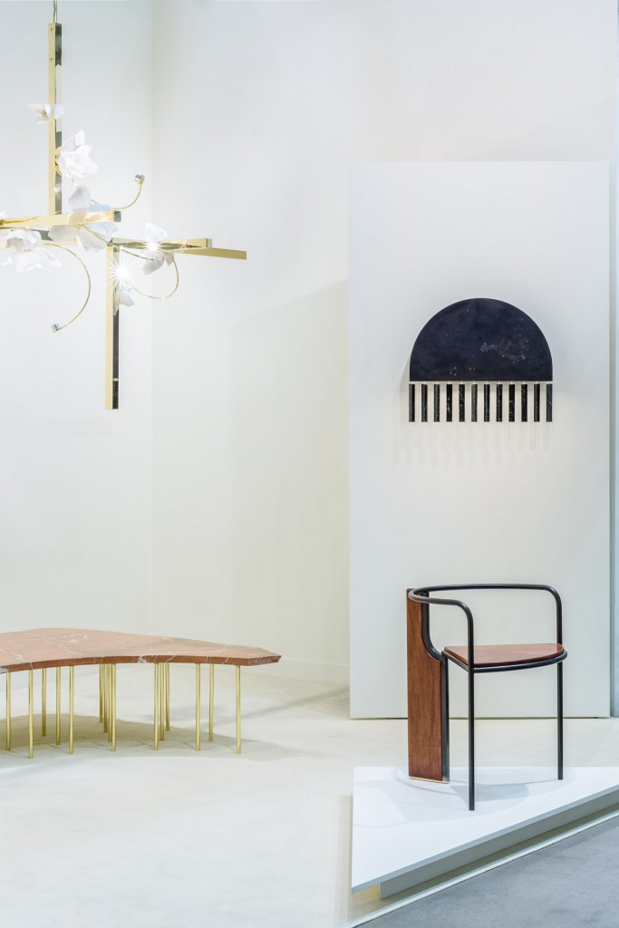 Collective Design installation. Photo: Eric Petschek