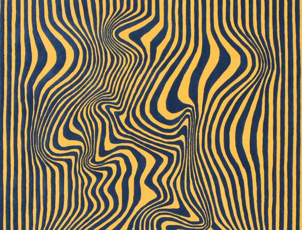 Feldmeilen carpet for Atelier Pfister (2016)