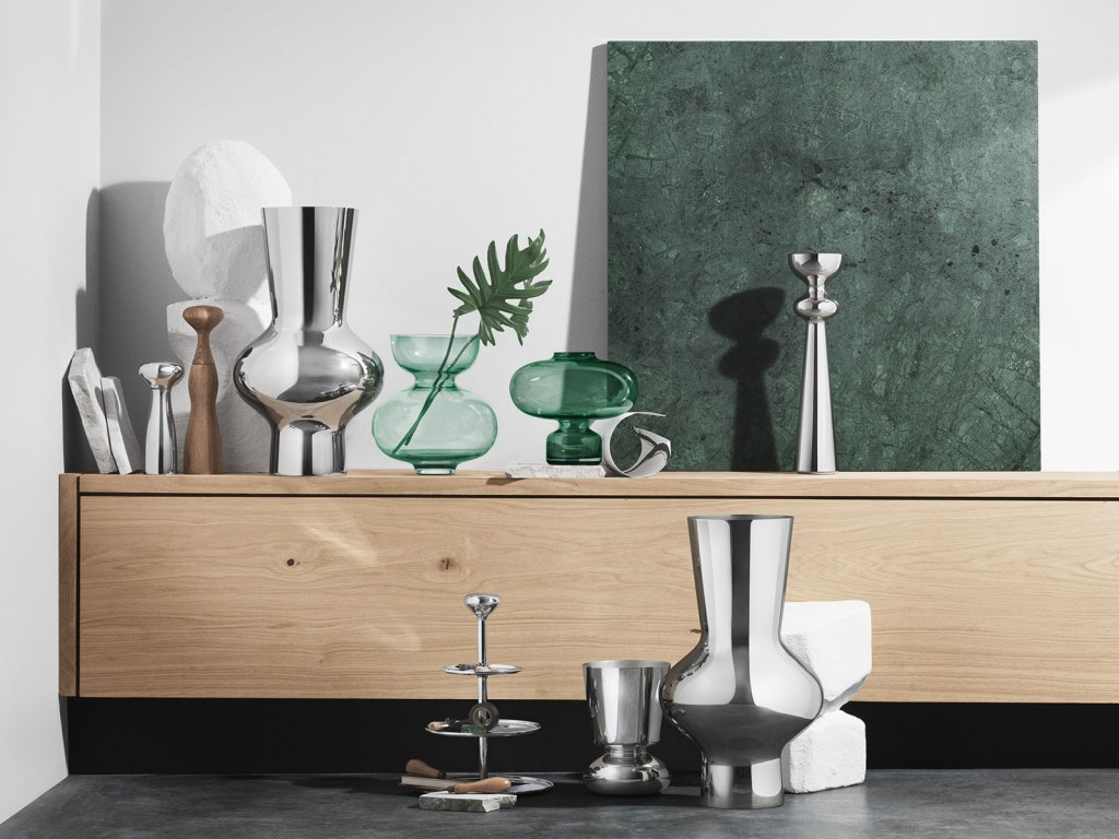 Alfredo Living Collection for Georg Jensen, 2015