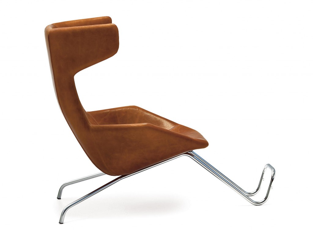'Take a line for a walk' for Moroso (2003)