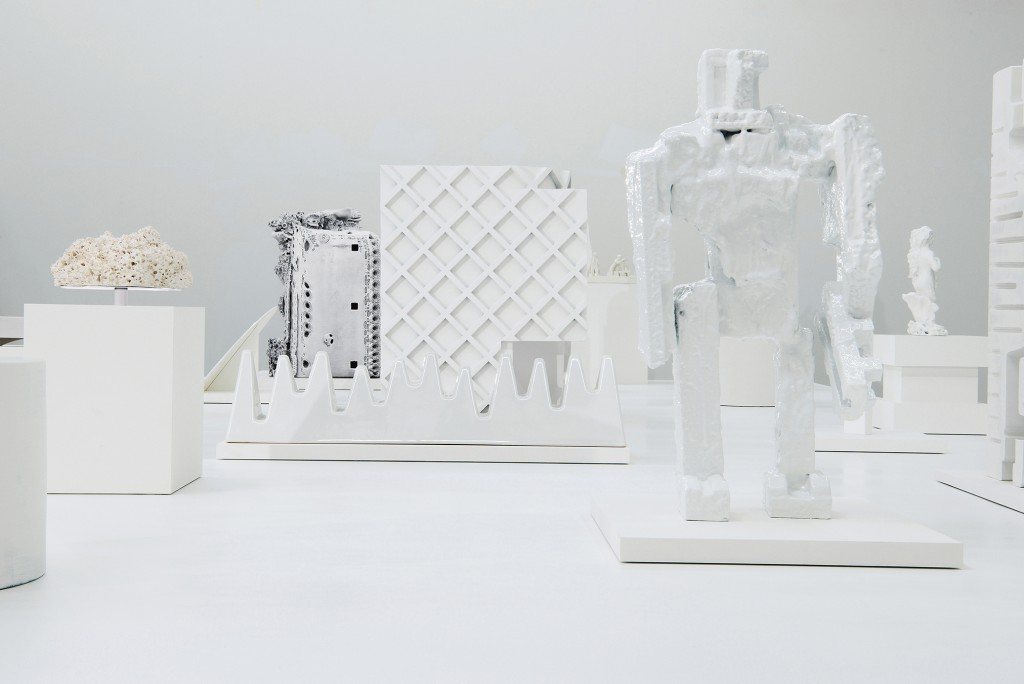 Laufen Milestones installation view at Design Miami/ Basel 2017