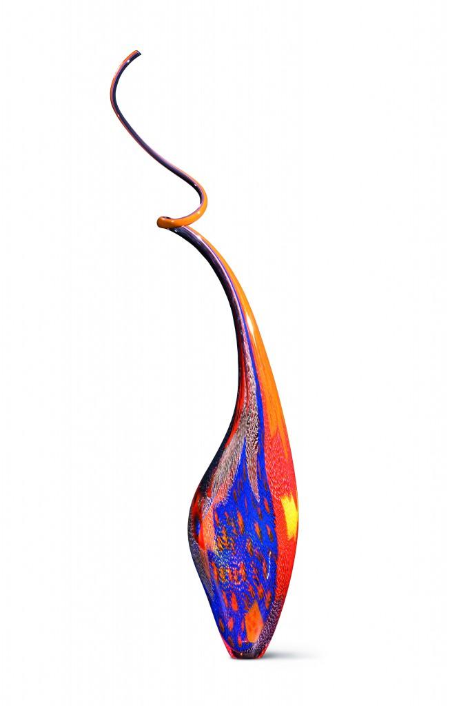 Dinosaur by Lino Tagliapietra