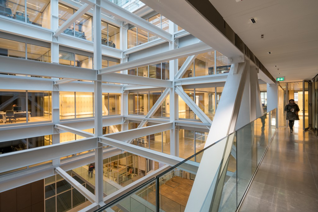 Timmerhuis in Rotterdam by OMA. Photo: Ossip van Duivenbode