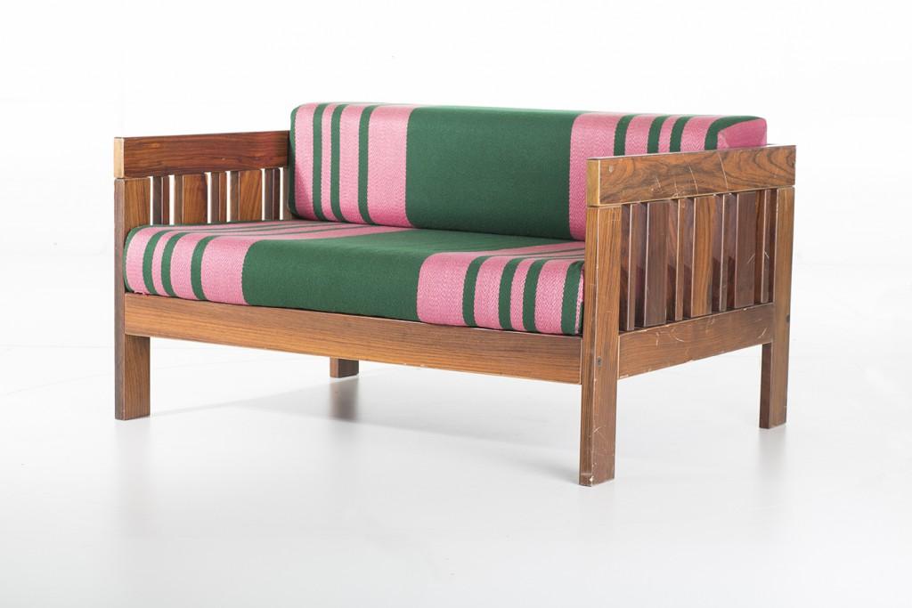 Califfo, couch, 1964, Manufacturer: Poltronova, Photo: Jürgen Hans. Courtesy of Vitra Design Museum.