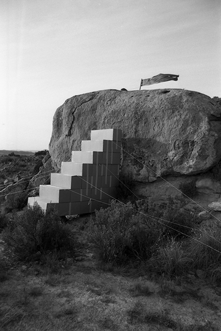 Image from Metafore series (1974). Courtesy: Studio Ettore Sottsass and Vitra Design Museum