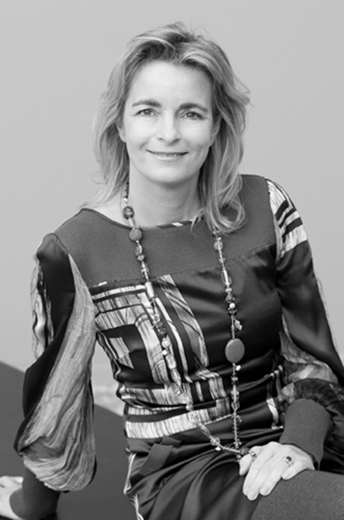 Katia De Witte, Artistic director of Limited Edition