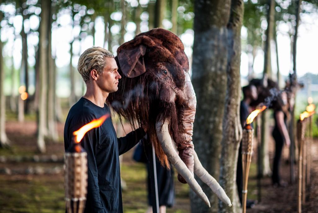 Deep Time Rewilding by Rachel Frank, Photo: Lovis Ostenrik