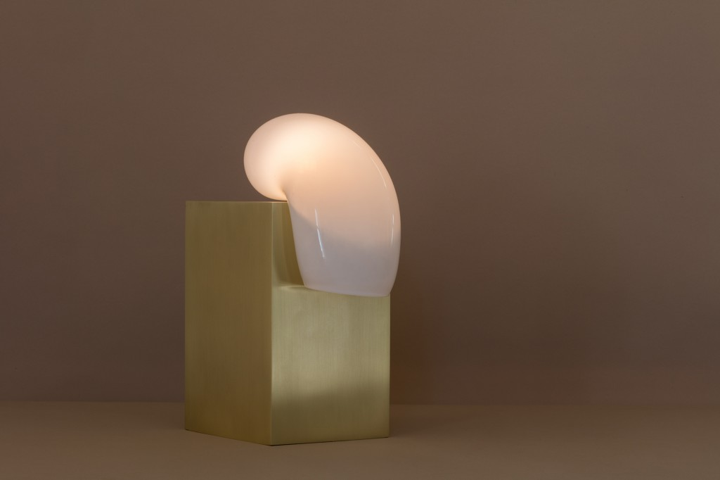 Catch Table Lamp. Photo: Lauren Coleman.