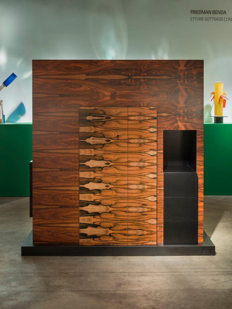 Friedman Benda installation at Design Miami/ Basel 2017. Photo: Andrew Meredith. Courtesy of Friedman Benda