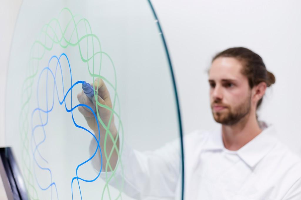 GlassSpinner for AGC