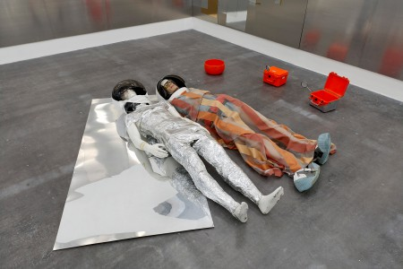 Isa Genzken, The Absent Museum installation view